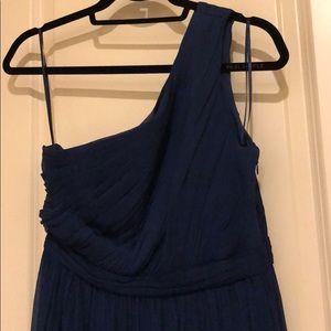 JCREW: One Shoulder Dress